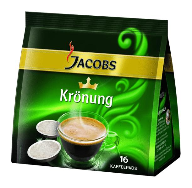 Jacobs klassisch Kaffeepads