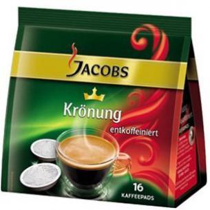 Jacobs Krönung Kaffeepads koffeinfrei