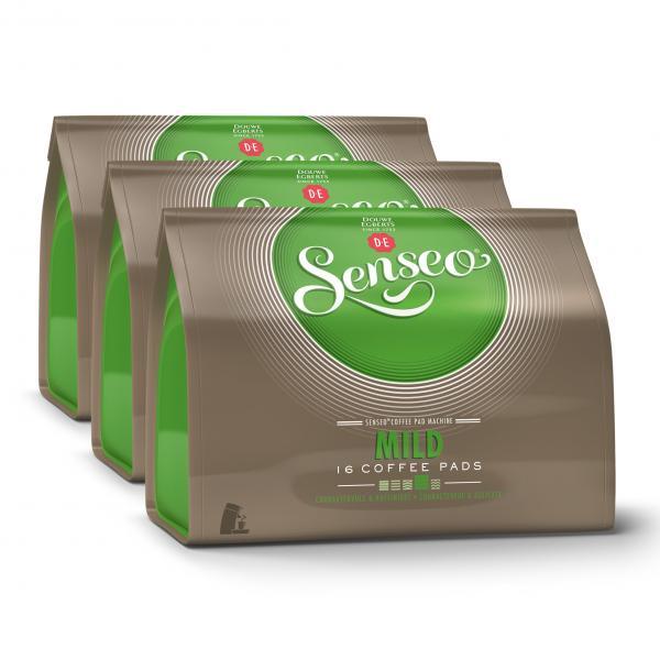 Kaffeepads Senseo MILD