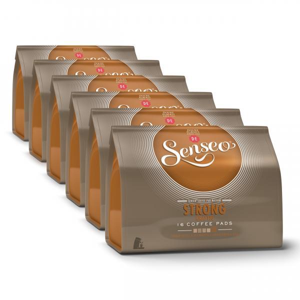Kaffeepads Senseo STRONG - starker Kaffee