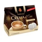 Dallmayr Online Kaffeepads Crema d'Oro mild und fein