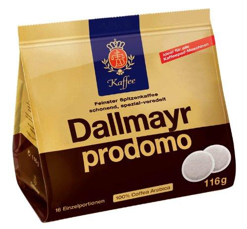 Dallmayr Prodomo Pads online kaufen