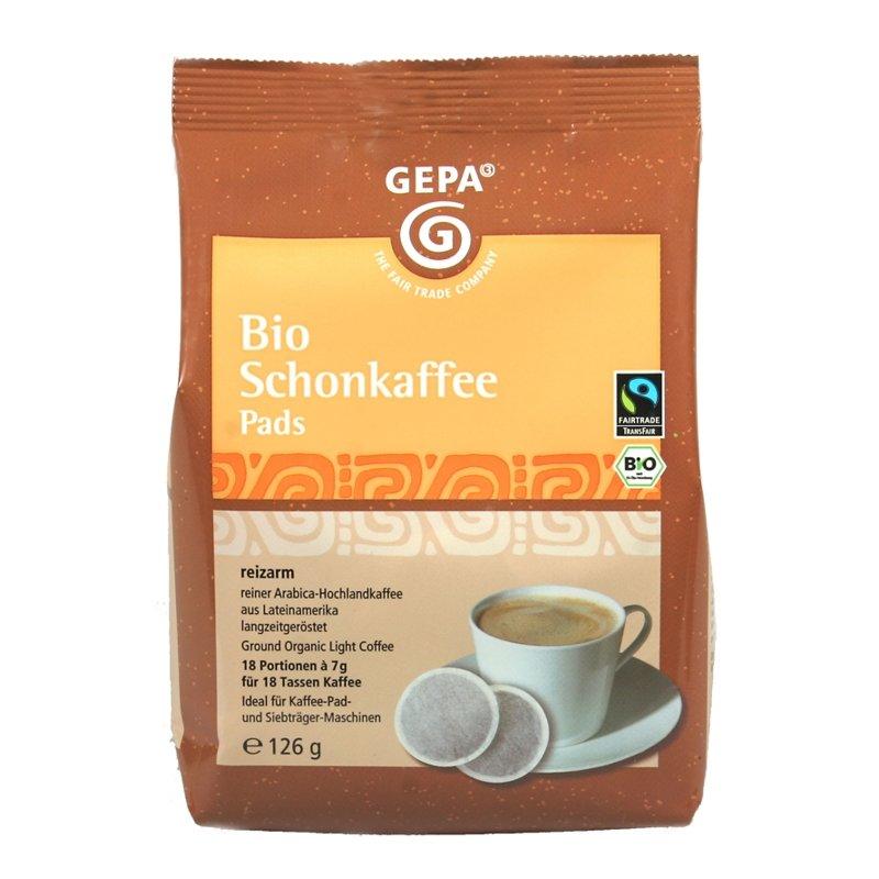 Gepa Bio Schonkaffee Kaffeepads | Gepa Shop